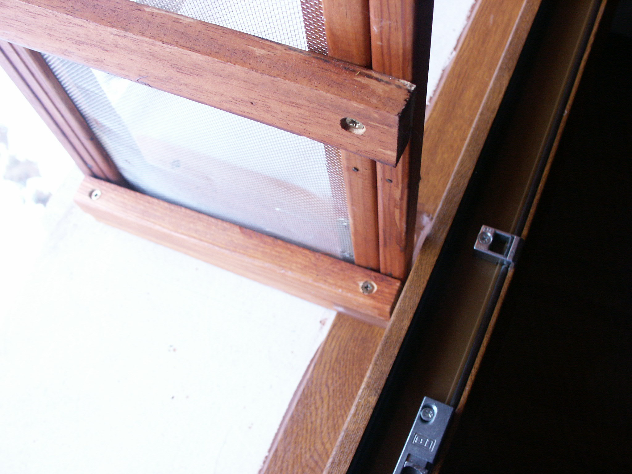 Menuiseries pvc imitation faux bois plax optim for Fenetre pvc nice