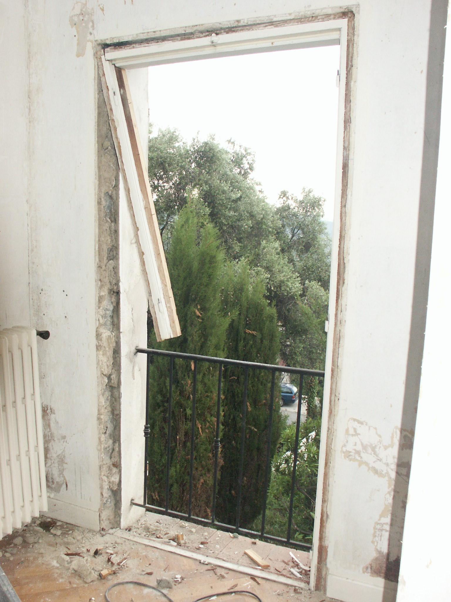 Fenêtre rénovation ou dépose totale
